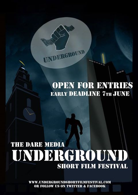 Dare Media Underground Short Film Festival 2013